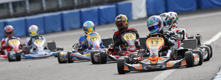 2016 All JAPAN Karting Championship KF Div. (全日本カート選手権 KF部門)