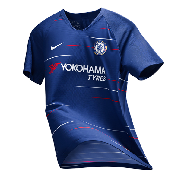 ba066071461 YOKOHAMA will cooperate closely in partnership with Chelsea FC for mutual  growth and prosperity. Chelsea Shirt
