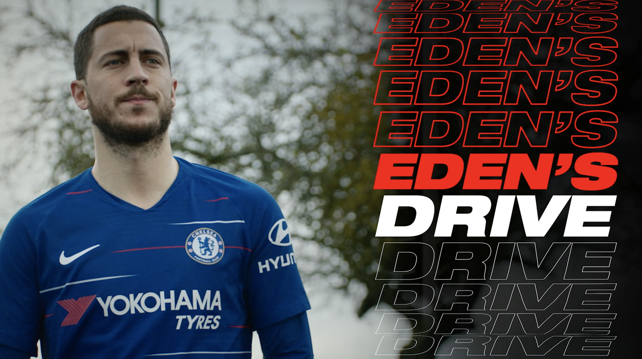DRIVE FOR MORE:SERIES 1 - Eden Hazard