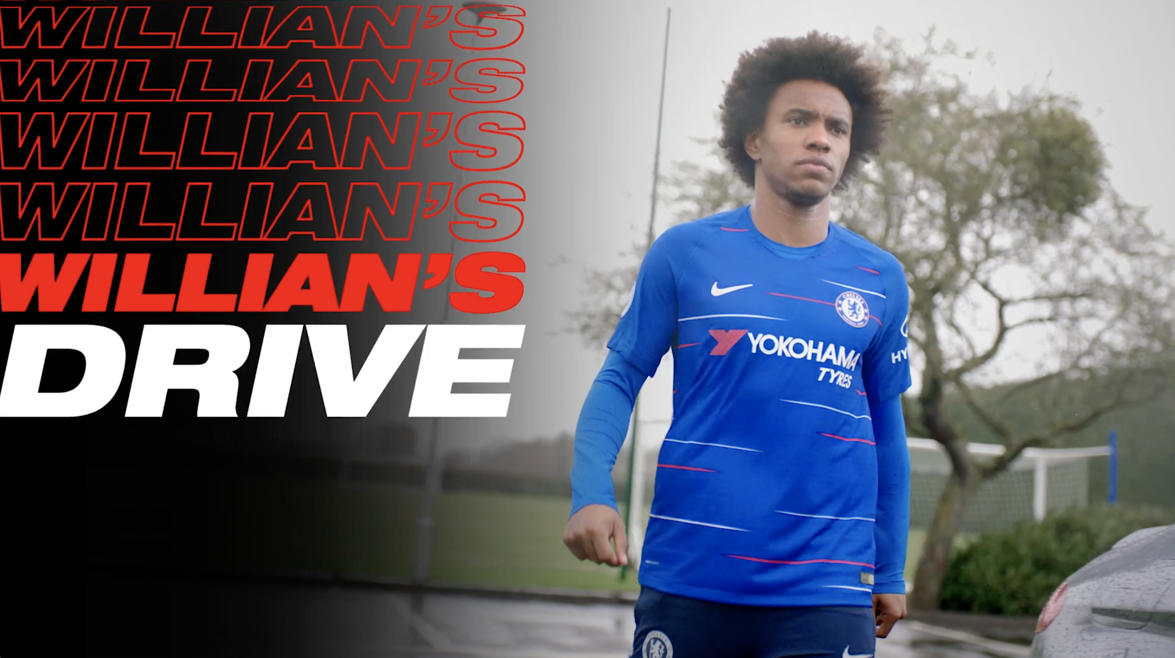 DRIVE FOR MORE:SERIES 2 - Willian