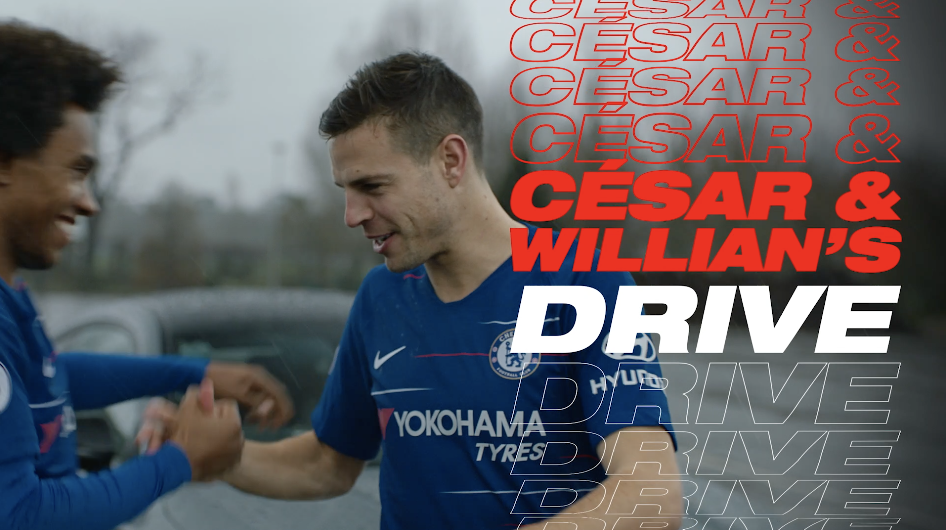 DRIVE FOR MORE:SERIES 7 - CESAR & WILLIAN