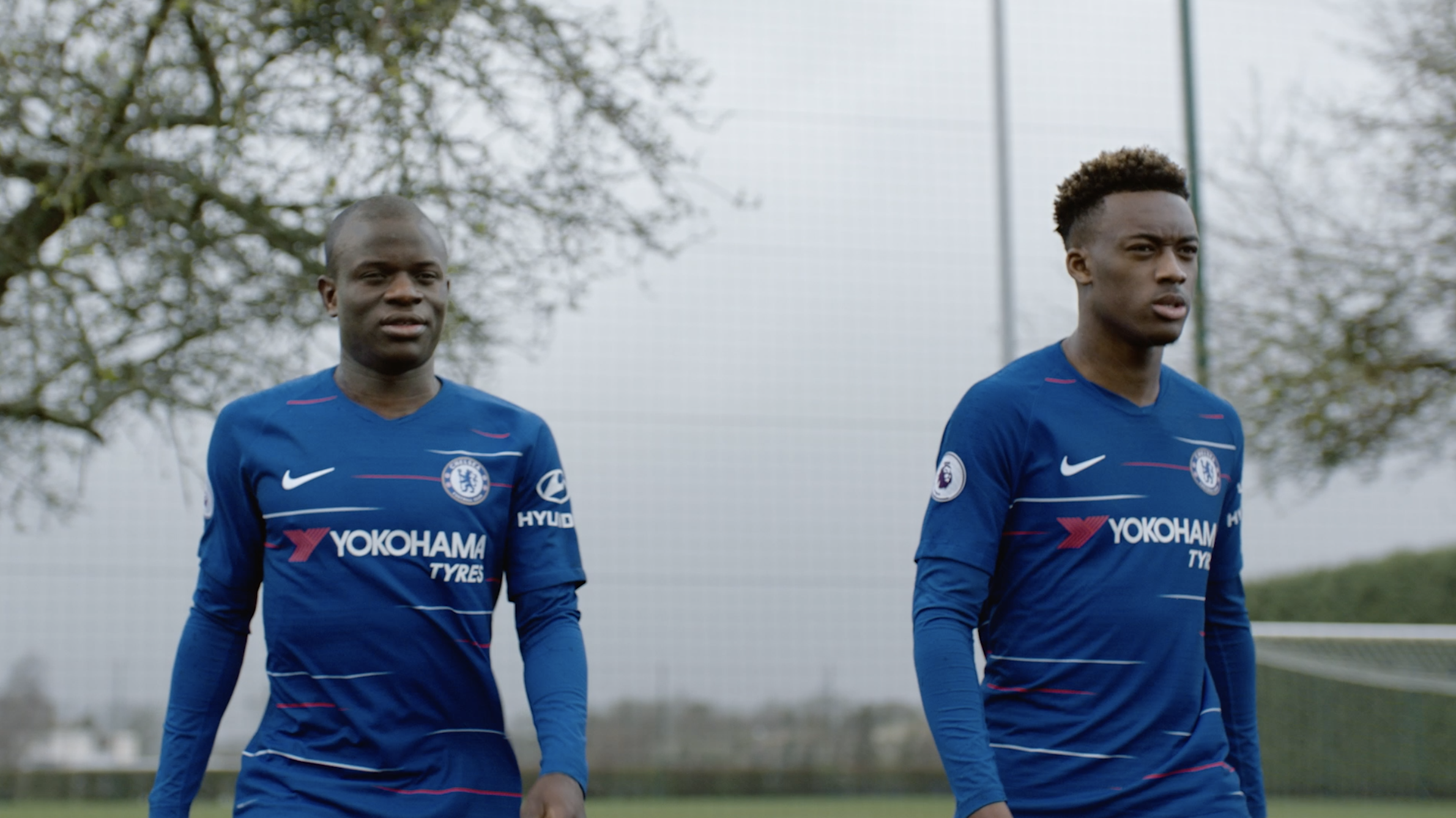 DRIVE FOR MORE:SERIES 8 - Kante & Hudson-Odoi