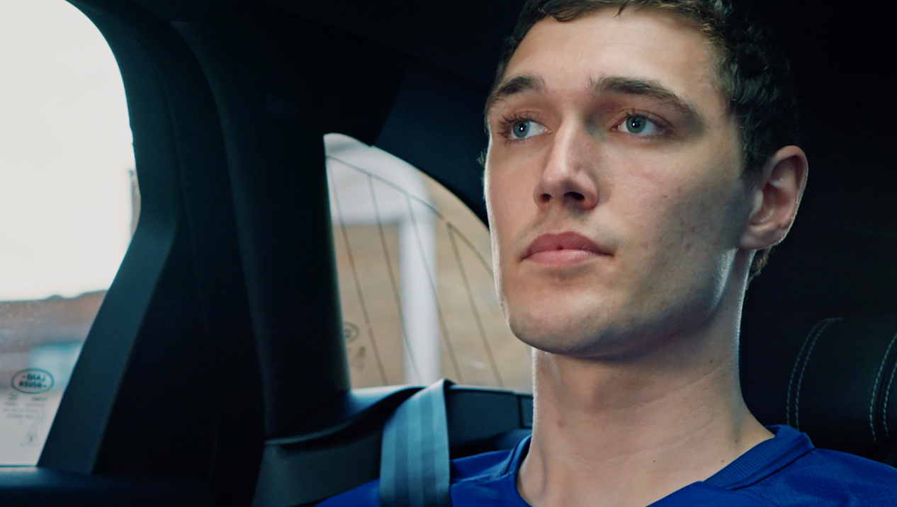 DRIVE FOR MORE: Episode 3 - Andreas Christensen