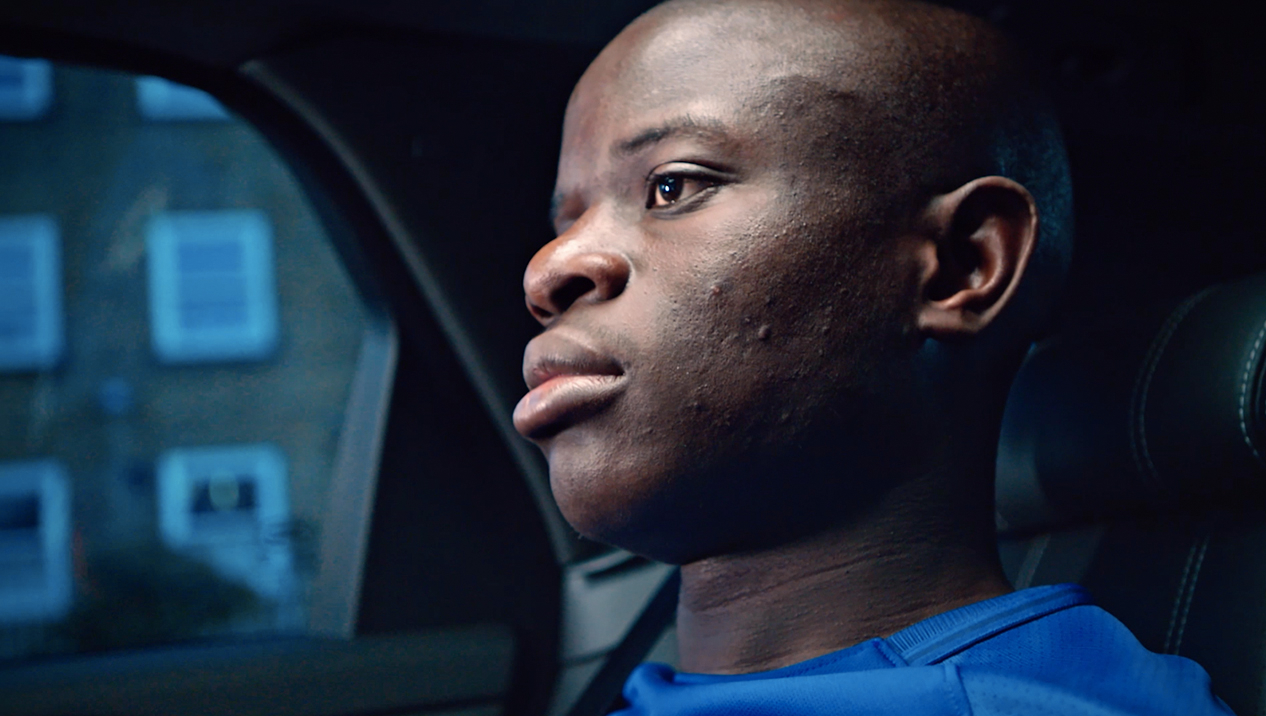 DRIVE FOR MORE: Episode 5 - N'Golo Kante
