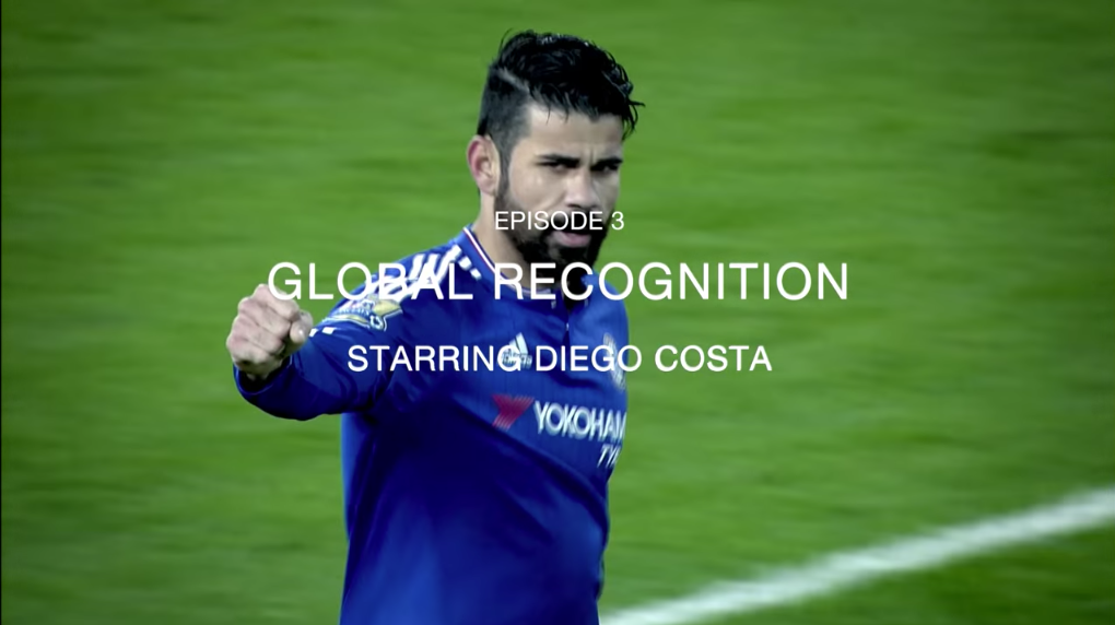 Series 1, Episode 3 - Costa, Global Recognition