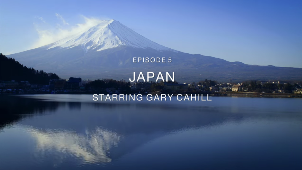 Seires 1, Episode 5 - Cahill, Japan