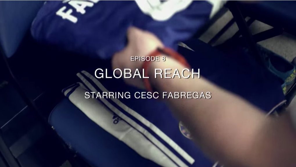 Series 1, Episode 8 - Fabregas, Global Reach