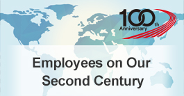 Employees on Our Second Century