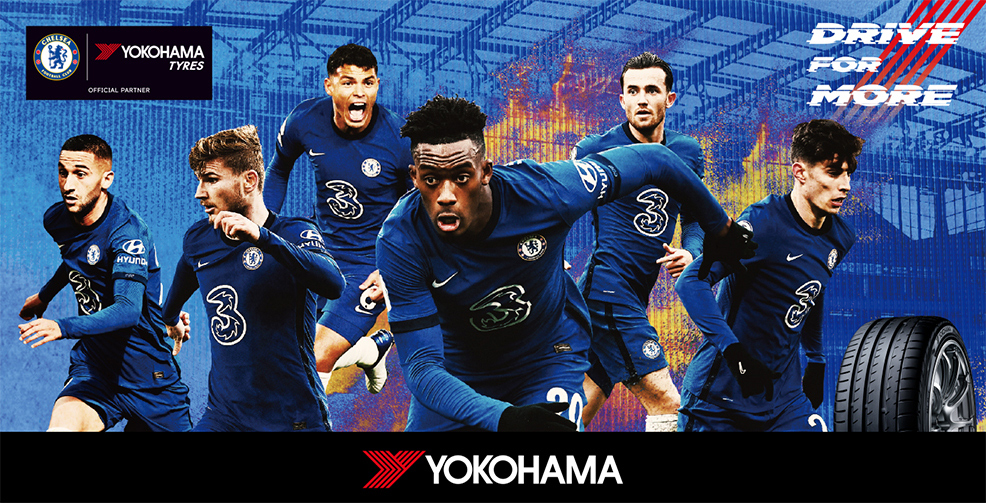 YOKOHAMA CHANPIONS AGAIN