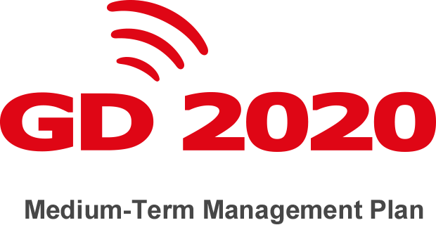 Medium-Term Management Plan GD2020