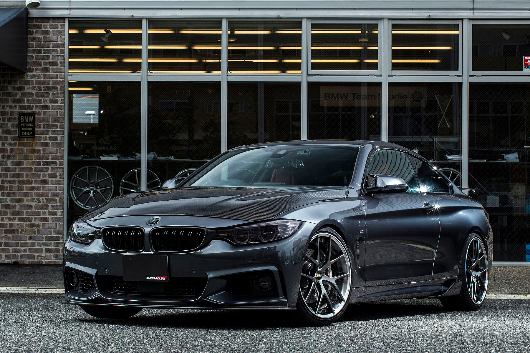 BMW M2 [F87] 2016y /3DDesign [DEMO-CAR]