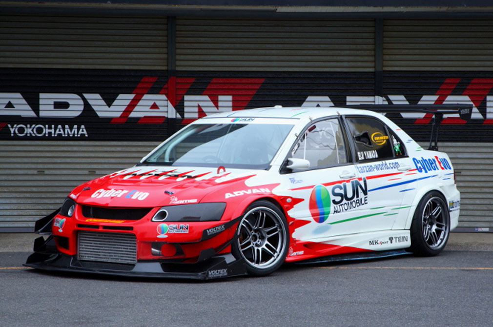 MITSUBISHI LANCER EVOLUTION Ⅸ RS [CT9A] 2007y / サイバーエボ [DEMO-CAR]