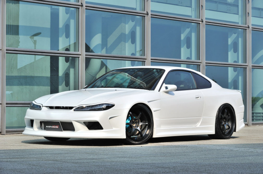 NISSAN SILVIA Spec R [S15] 1999y / T&E [SHOP DEMO-CAR]