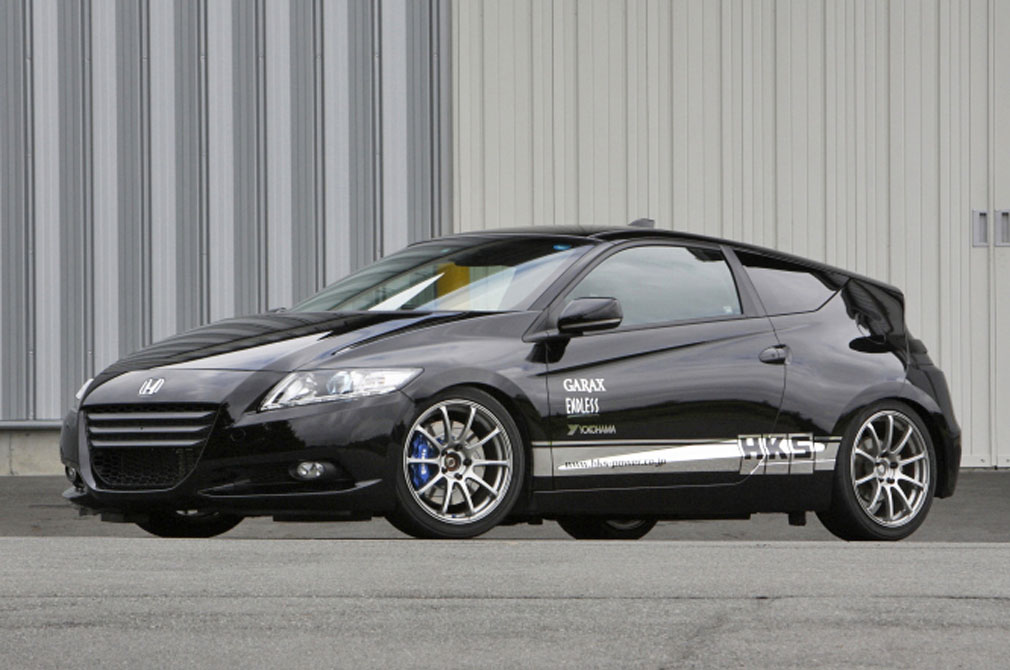 HONDA CR-Z [ZF1] 2010y / HKS [DEMO-CAR]