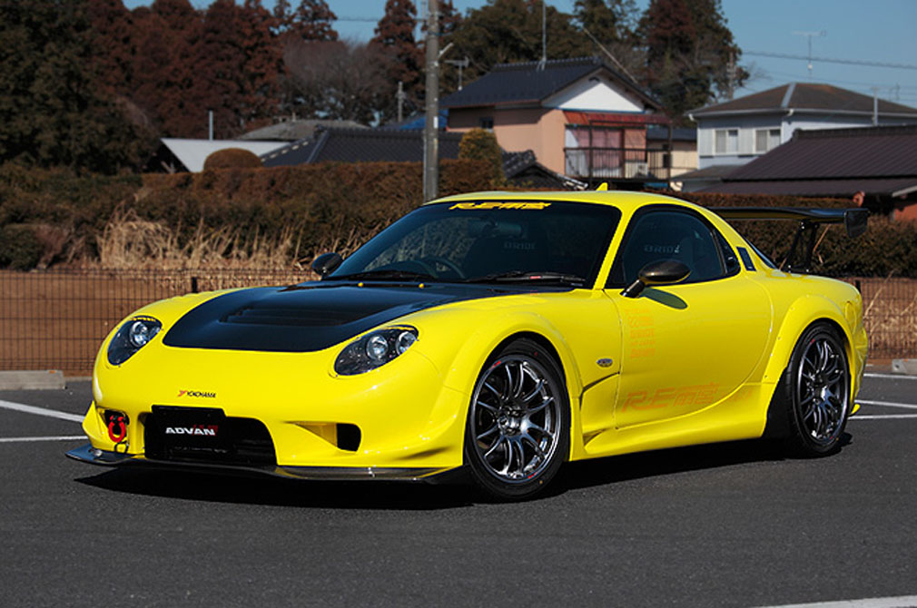 MAZDA RX-7 TYPE-R [FD3S] 2001y / RE雨宮