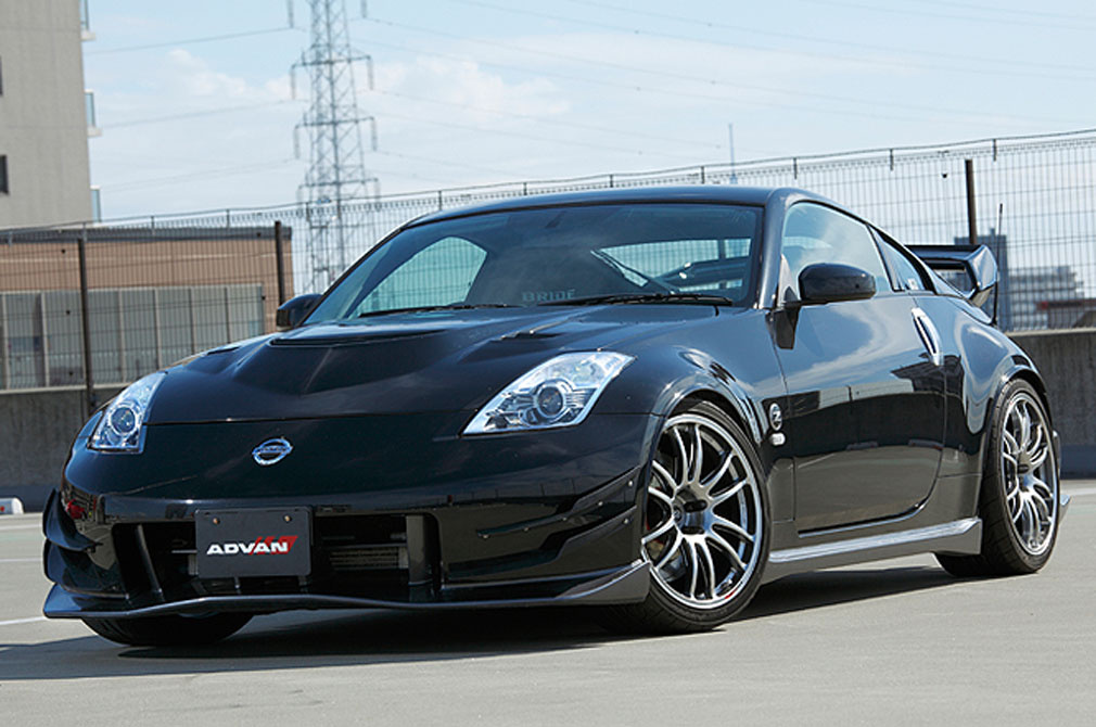 NISSAN FAIRLADY Z Version NISMO [Z33] 2007y / MCR