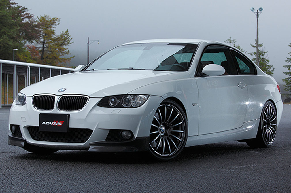 BMW 320i M-Sport [E92] 2008y / 3DDesign corporation