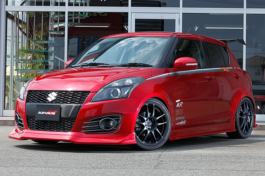 SUZUKI SWIFT Sport [ZC32S] 2012y / SunLine Racing [SHOP DEMO-CAR]