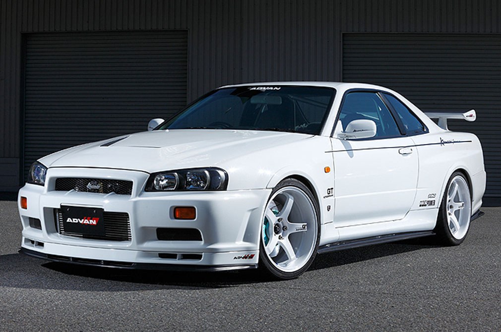 NISSAN SKYLINE GT-R N1 [BNR34] 1999y / Kansaiサービス [SHOP DEMO-CAR]