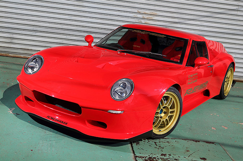 LOTUS EUROPA / RE雨宮 [SHOP DEMO-CAR]