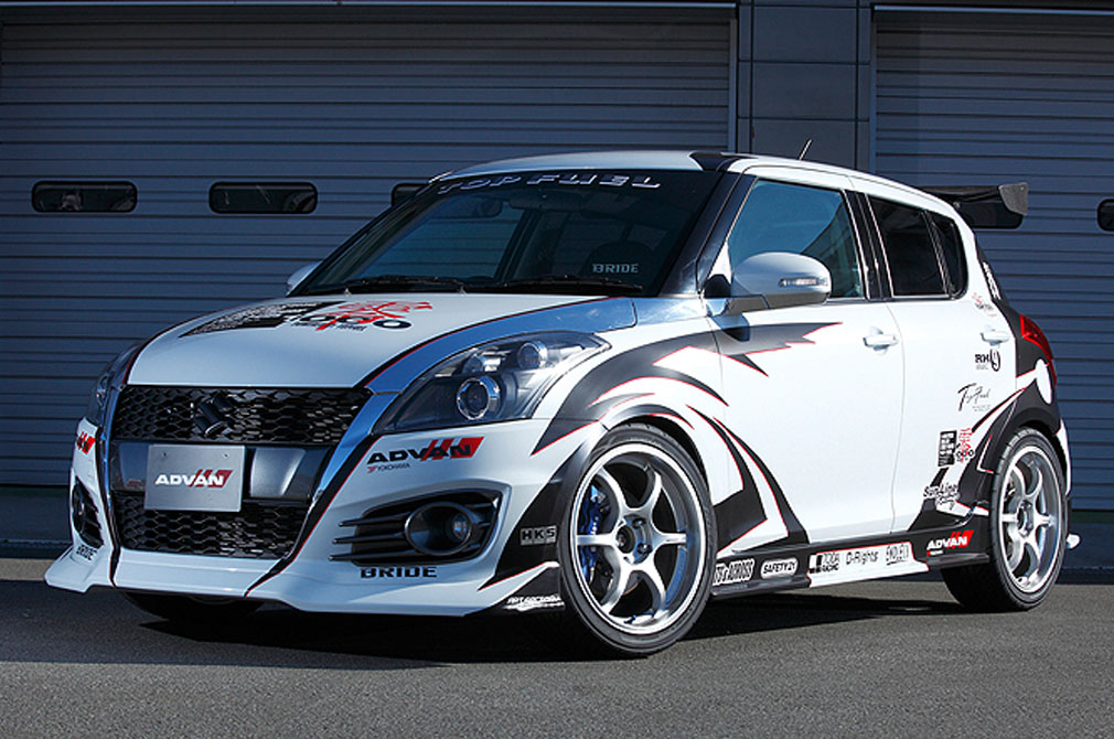 SUZUKI SWIFT SPORT [ZC32S] 2011y / Top Fuel [SHOP DEMO-CAR]