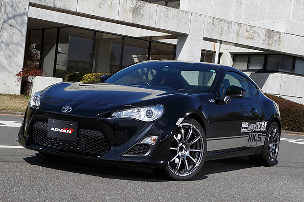 TOYOTA 86 G [ZN6] 2007y / HKS [DEMO-CAR]