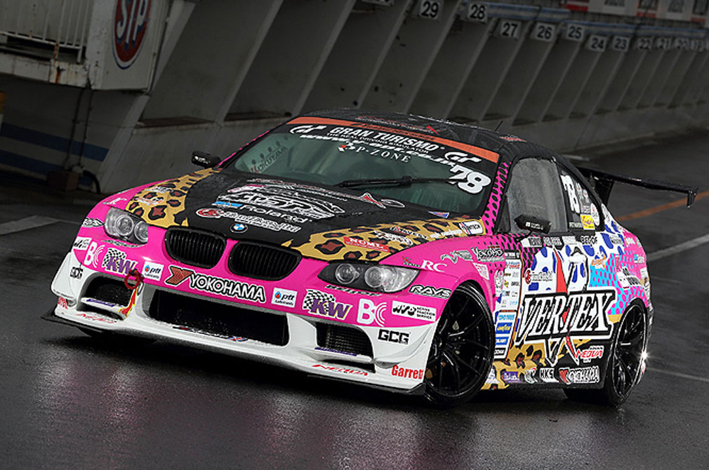 上野 高広 BMW 320i [E92] 2008y VERTICE DESIGN BMW  [2013 D1 GRAND PRIX MACHINE]