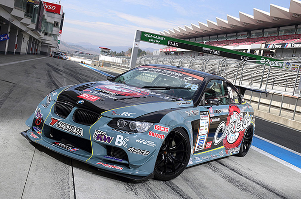 上野 高広  BMW 320i [E92] 2008y VERTICE DESIGN BMW [2014 D1 GRAND PRIX MACHINE]