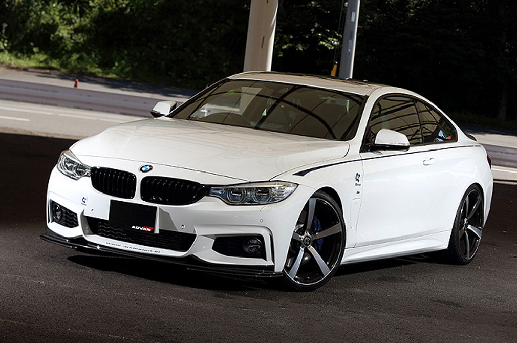 BMW 435i M-Sport [F32(3R30)] 2013y / 3DDesign [SHOP DEMO-CAR]
