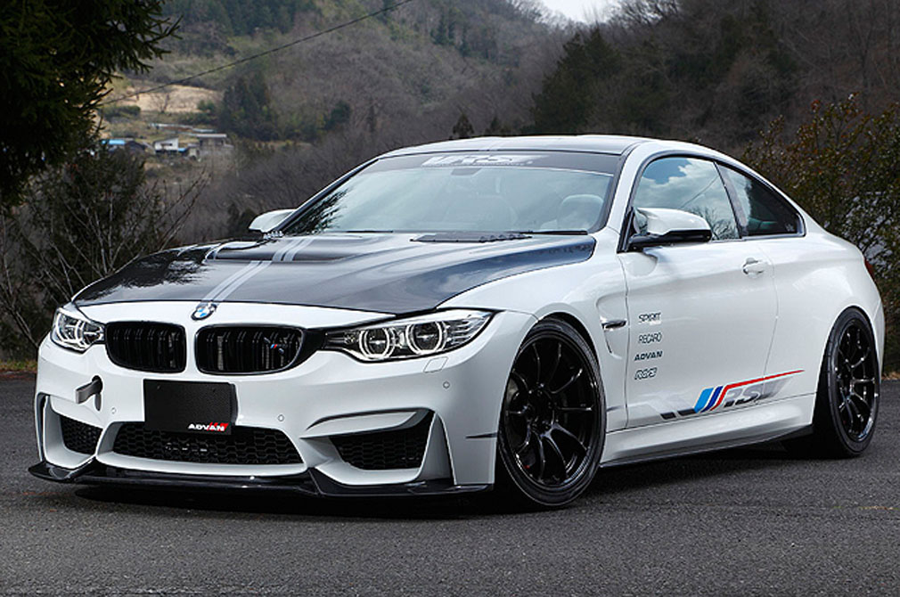 BMW M4 [F82] 2014y / VARIS [DEMO-CAR]