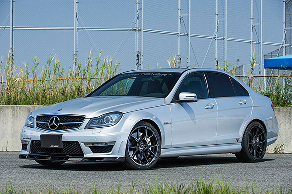 Mercedes Benz AMG C63 [W204] 2010y / PRO STUFF [SHOP DEMO-CAR]