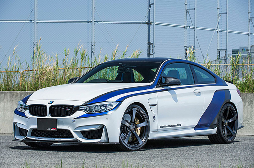 BMW M4 [F82] 2014y / 3DDesign [SHOP DEMO-CAR]