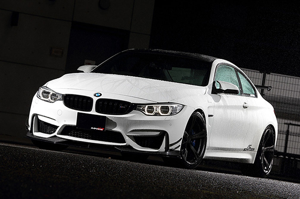 BMW M4 [F82] 2014y / ADVENT JAPAN [SHOP DEMO-CAR]
