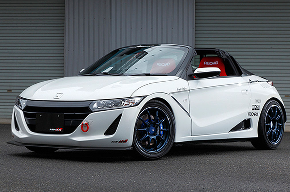 HONDA S660 [JW5] 2015y / Kansaiサービス [SHOP DEMO-CAR]
