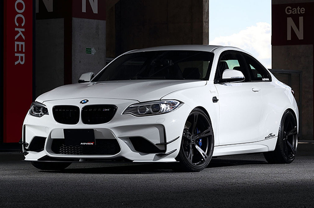 BMW M2 [F87] 2016y / ADVENT JAPAN [SHOP DEMO-CAR]