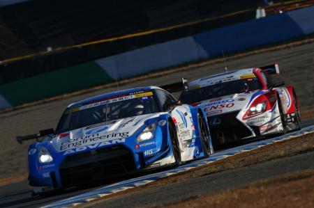 <SUPER GT/GT500>第3戦と第4戦で優勝したKONDO RACINGの「フォーラムエンジニアリングADVAN GT-R」(2016年)