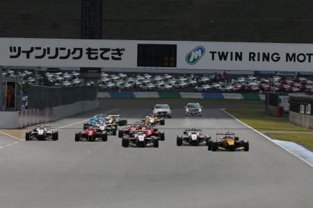 Japanese Formula 3 Championship race (2016)