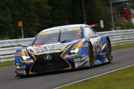 LEXUS TEAM WedsSport BANDOH's WedsSport ADVAN RC F  Winner of Round 7 of GT500 (2016)