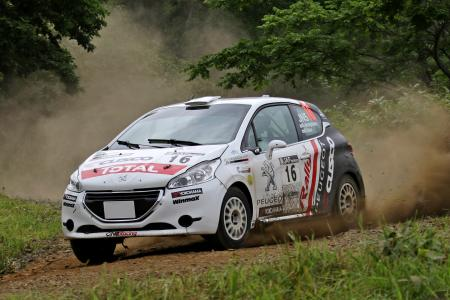 YH Cusco Rally+ 208 R2 Series champion of 2016 JN6 class (2016)