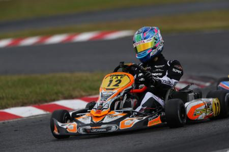 KF category of All Japan Karting Championship race (2016) *Category name will be changed  to OK from 2017