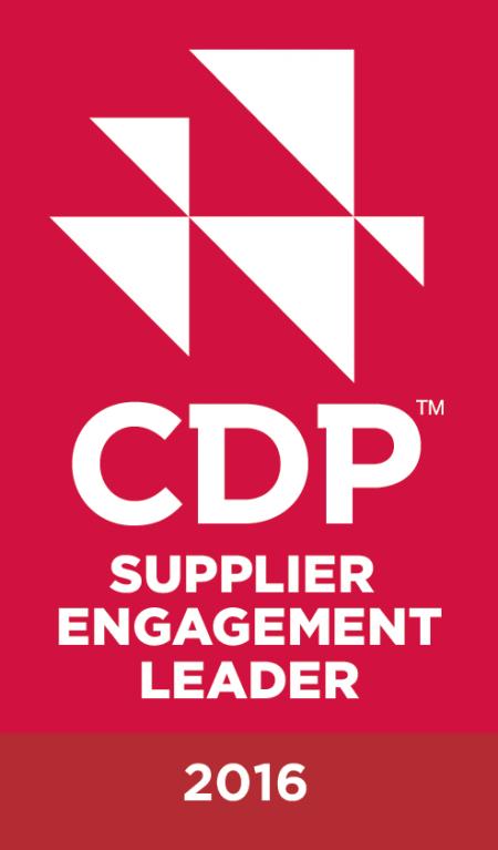 「サプライヤー・エンゲージメント・リーダー・ボード」のロゴマーク