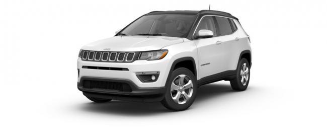 新型「Jeep® Compass」※本画像はFCA US LLCの許諾を受け掲載しております。本画像の他への転載、転用を一切禁止致します。