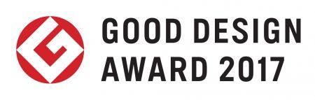 受賞作品に使用が認められるGマーク
