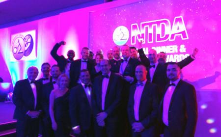 Award ceremony scenes at 2017 NTDA Tyre Industry Awards