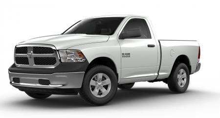 「Ram 1500」の2018年モデル※本画像はFCA US LLCの許諾を受け掲載しております。本画像の他への転載、転用を一切禁止致します。