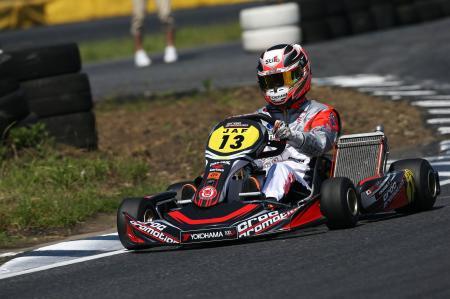 OK class All-Japan Karting Championship (2017)