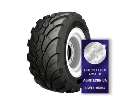 The Alliance 398 MPT — winner of an Agritechnica Innovation Award Silver Medal