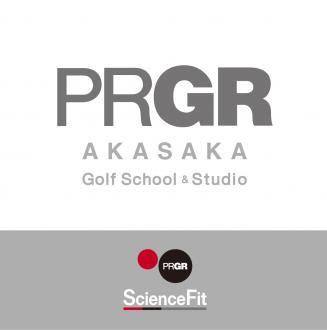 「PRGR AKASAKA」のロゴ