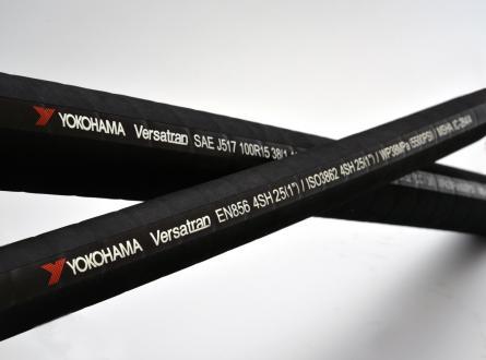 「Versatran」シリーズの高圧ホース