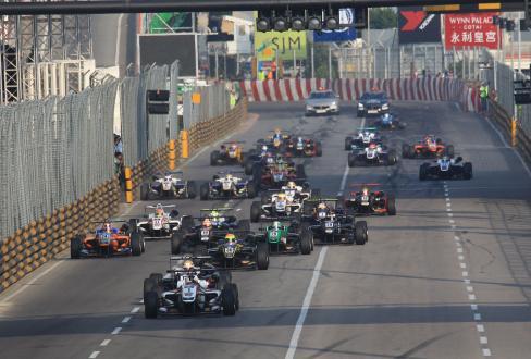 Macau Formula3 (2015)